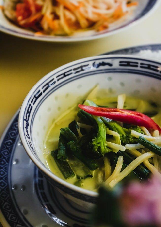 thai food devon