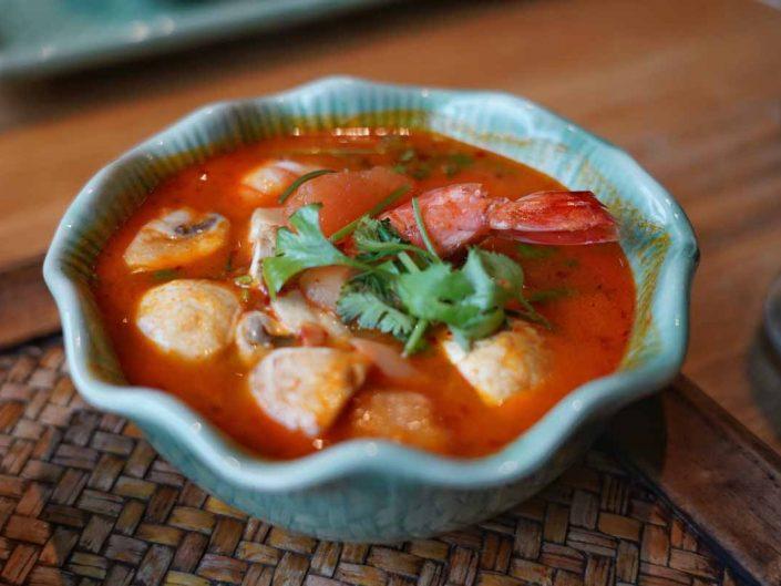 thai restaurant devon